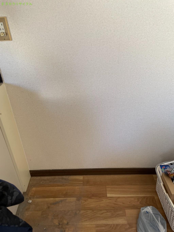 【草津市平井】本棚・冷蔵庫ほか家具家電の回収のご依頼者さま